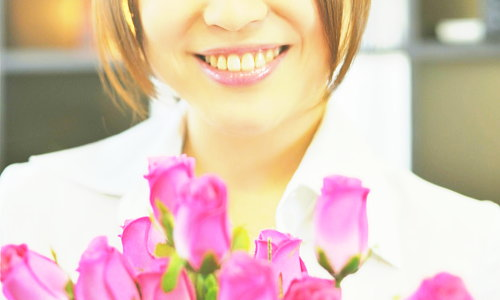 ママが喜ぶ花