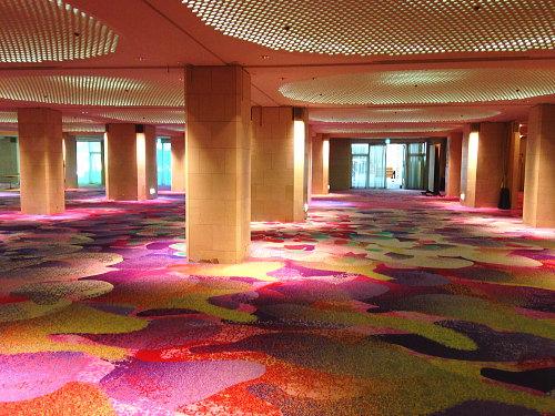 グランドプリンスホテル新高輪へ祝い花