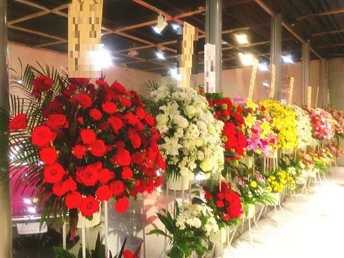 キャバ嬢の誕生日に贈る花