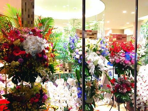 歯科医院開業祝い花