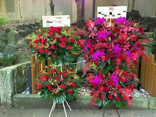 野音へお祝い花